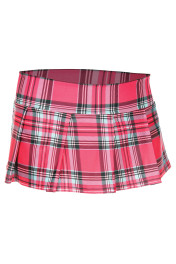 25074-Hot Pink / Plaid